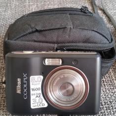 Vand Aparat foto digital Nikon Coolpix L18, 8MP, negru - Aparat Foto compact Nikon