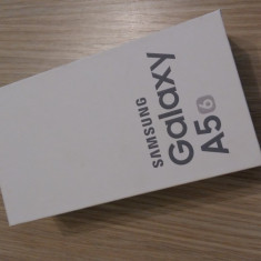Vand Samsung Galaxy A5 (2016), 16GB, 4G, Black - Telefon Samsung, Negru, Neblocat, Single SIM