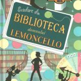 Evadare din Biblioteca domnului Lemoncello  (de Chris Grabenstein)