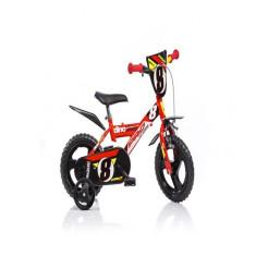 Bicicleta seria 23 12 inch Rosu Dino Bikes