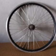 Vand rota fata bmx - Bicicleta BMX, 16 inch, Numar viteze: 1