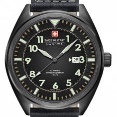Swiss Military SM34521AEU/H01 ceas barbati 100% original. Garantie. - Ceas barbatesc Swiss Military, Casual, Quartz, Inox, Material textil, Data