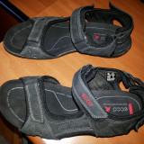 Sandale de dama,ECCO,culoare neagra,numarul 38