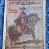 Florian CRISTESCU - POVESTEA NEAMULUI NOSTRU III (ilustratii de MURNU - 1946) - Carte veche