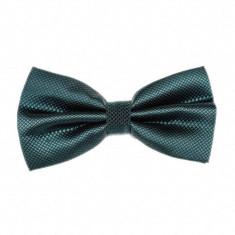 Papion verde inchis elegant - Papion Barbati