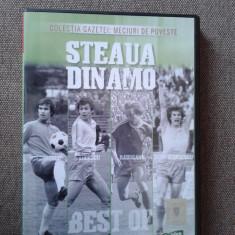 DVD Film - Steaua-Dinamo - Best of anii '60-'70, volumul II - Film Colectie productii romanesti, Altele