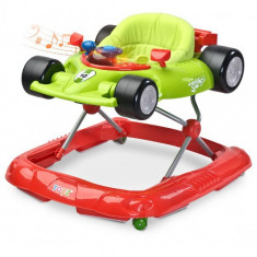 Premergator Toyz by Caretero Speeder Green, 0-6 luni, Verde