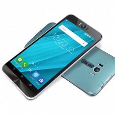 Husa silicon TPU Asus Zenfone Selfie ZD551KL Nillkin Nature transparenta Blister Originala - Husa Telefon