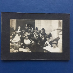 CDV - Familia Regala - Carte Postala Muntenia 1904-1918, Circulata, Fotografie