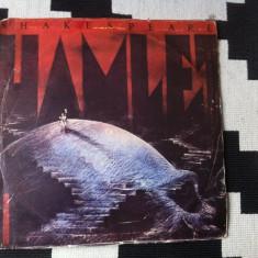 HAMLET shakespeare disc dublu vinyl 2 lp adaptare inregistrare radio - Muzica soundtrack electrecord, VINIL