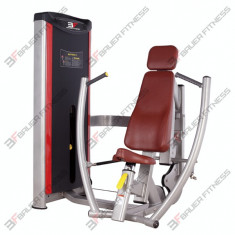 Presa orizontala SEATED CHEST PRESS Bauer Fitness - Presa Fitness