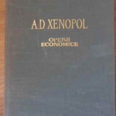 Opere Economice - A.d. Xenopol, 394997 - Carte Marketing