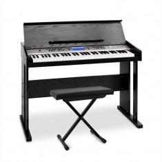 SCHUBERT Little STRAUSS, orgă MIDI, scaun, lemn