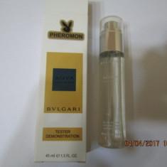 NOU!!!!PARFUM 45 ML BVLGARI AQUA --SUPER PRET, SUPER CALITATE! - Parfum barbati Bvlgari, Apa de toaleta