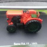 Macheta tractor Same DA 12 1953 - scara 1/43 - Macheta auto