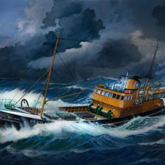 Macheta Vas de pescuit Revell - Northsea Trawler - 5204 - Macheta Navala