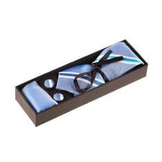 Cravata casual slim set