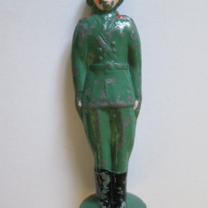 Soldat belgian WWII, figurina colectie plumb - Miniatura Figurina