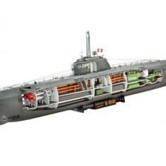 Deutsches U-Boot Typ XXI mit Interieur Revell RV5078 - Macheta Navala