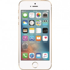 Telefon mobil Apple iPhone SE, 64GB, 4G, Gold - Telefon iPhone Apple, Auriu