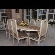 Mobila pentru sufragerie din Olanda - Masa living