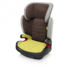 Espiro gamma fx - scaun auto cu isofix 15-36 kg 04 olive 2017 - Scaun auto copii