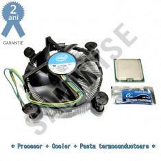 Procesor Intel Dual Core E5700 3GHz + Cooler Intel Box Pastila Cupru + Pasta - Procesor PC Intel, Intel Pentium Dual Core, Numar nuclee: 2, 2.5-3.0 GHz, LGA775