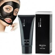 Super oferta Pilaten black mask (masca neagra) - pentru curatarea tenului - Masca fata