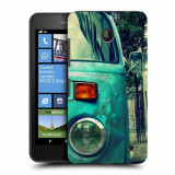 Husa Nokia Lumia 635 630 Silicon Gel Tpu Model Vintage Car