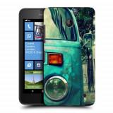 Husa Nokia Lumia 635 630 Silicon Gel Tpu Model Vintage Car - Husa Telefon