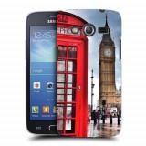 Husa Samsung Galaxy Core 4G LTE G386F Silicon Gel Tpu Model London