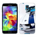 Husa Samsung Galaxy S5 G900 G901 Plus G903 Neo Silicon Gel Tpu Model Shelby