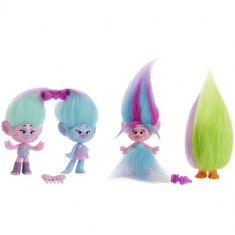 DreamWorks Trolls Poppy Fashion Frenzy - Figurina Povesti Hasbro