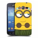 Husa Samsung Galaxy Core 4G LTE G386F Silicon Gel Tpu Model Minion Girl