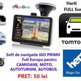 GPS Actualizari harti GPS Resoftari navigatii GPS Update HARTI GPS EUROPA 2017 - Software GPS