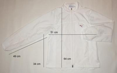 Bluza jacheta sport PUMA ca noua (dama L) cod-173737 foto