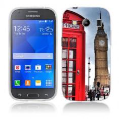 Husa Samsung Galaxy Ace 4 G357 Silicon Gel Tpu Model London - Husa Telefon