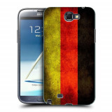 Husa Samsung Galaxy Note 2 N7100 Silicon Gel Tpu Model Germany Flag