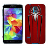 Husa Samsung Galaxy S5 G900 G901 Plus G903 Neo Silicon Gel Tpu Model Spiderman