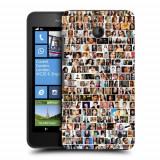 Husa Nokia Lumia 635 630 Silicon Gel Tpu Model Small Portraits - Husa Telefon