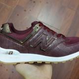 Adidasi New Balance 574 - Adidasi dama, Culoare: Din imagine, Marime: 37, 38, 39, 40