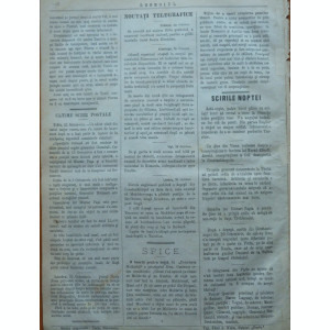 Ziarul Resboiul , nr. 98 , 1877 , gravura , Asaltul romanilor la Plevna