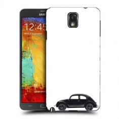 Husa Samsung Galaxy Note 3 N9000 N9005 Silicon Gel Tpu Model Black Beetle - Husa Telefon