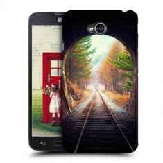 Husa LG L70 Silicon Gel Tpu Model Tunel - Husa Telefon