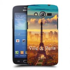 Husa Samsung Galaxy Core 4G LTE G386F Silicon Gel Tpu Model Paris - Husa Telefon