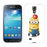 Husa Samsung Galaxy S4 i9500 i9505 Silicon Gel Tpu Model Minions