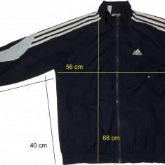 Bluza jacheta ADIDAS originala (S) cod-173779 - Trening barbati Adidas, Marime: S, Culoare: Din imagine