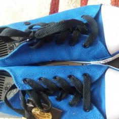 Pantofi c - Pantofi copii Dunlop, Culoare: Albastru, Marime: 33