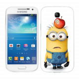 Husa Samsung Galaxy S4 Mini i9190 i9195 Silicon Gel Tpu Model Minions