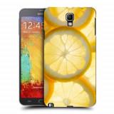 Husa Samsung Galaxy Note 3 Neo N7505 Silicon Gel Tpu Model Lemons